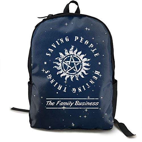 ComfortFT Supernatural Saving People Hunting Things Fashion Lightweight Canvas Travel