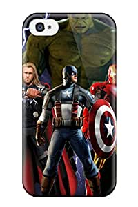 Top Quality Protection The Avengers 88 Case Cover For Iphone 4/4s