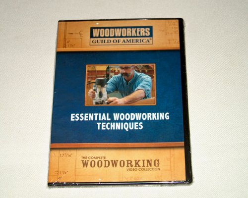 Woodworker's Journal: Essential Woodworking Techniques the Complete Video Collection on DVD