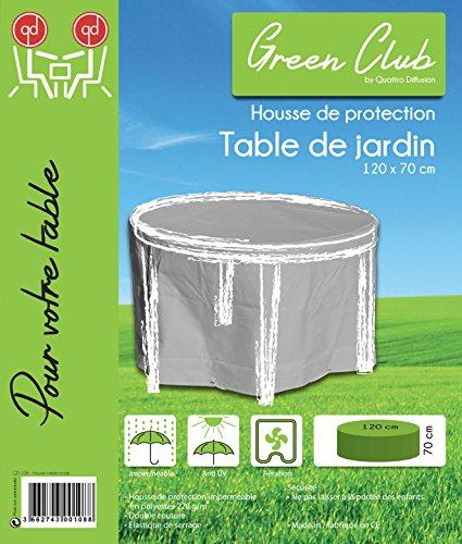 Housse de protection pour Table de Jardin ronde Haute ...