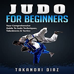Judo for Beginners Audiobook