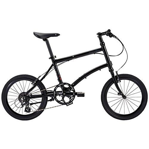 DAHON(ダホン) 折りたたみ自転車 Dash P8 シルキーブラック B076PC1DTZ