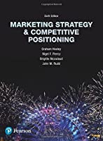 Marketing Strategy and Competitive Positioning, 6th Edition Front Cover