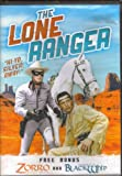 The Lone Ranger (12 episodes); Zorro Rides Again (12-chapter serial); Zorro's Black Whip (12 episodes):