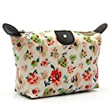 Comestic Bag, Sandistore 1PC Women Travel Make Up Cosmetic Pouch Bag Clutch Handbag Casual Purse (1, Green)