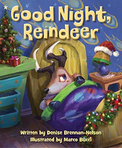 Good Night, Reindeer by Sleeping Bear Press