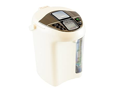 Oursson Tp4310Pd/Iv Hervidor Termo, 4,3 L, 750 W, 4.3 litros, Marfil: Amazon.es: Hogar