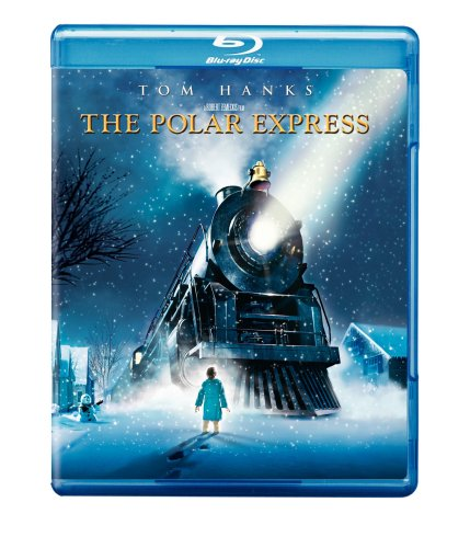 The Polar Express Blu-ray ONLY...