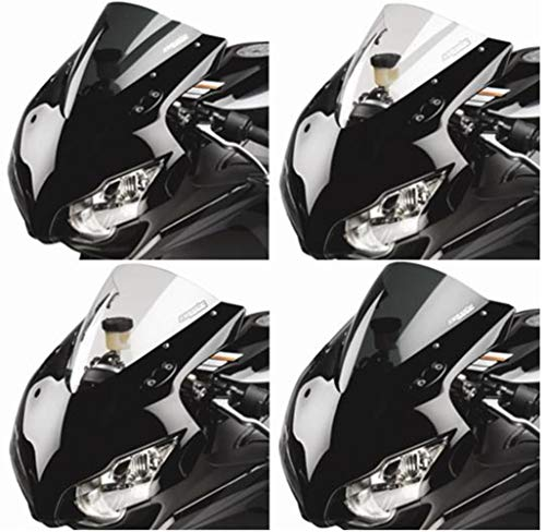 Hotbodies Racing H076RR-WSS-SMK Dark Smoke Stock Replacement SS Windscreen