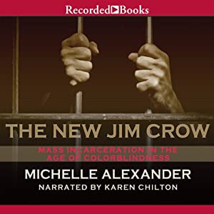 The New Jim Crow Audiobook