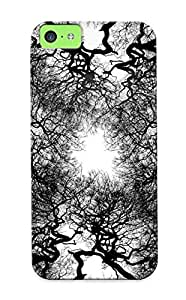 meilinF000Defender Case With Nice Appearance (tree Branches ) For ipod touch 5 / Gift For New Year's DaymeilinF000