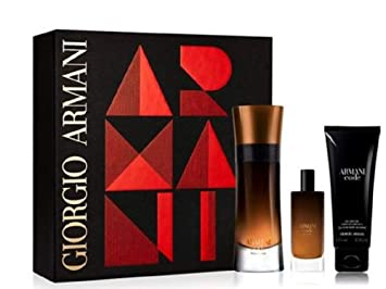 Exclusive Armani Men's New Profumo Code De Giorgio Parfum Eau 60ml zqUVMSp