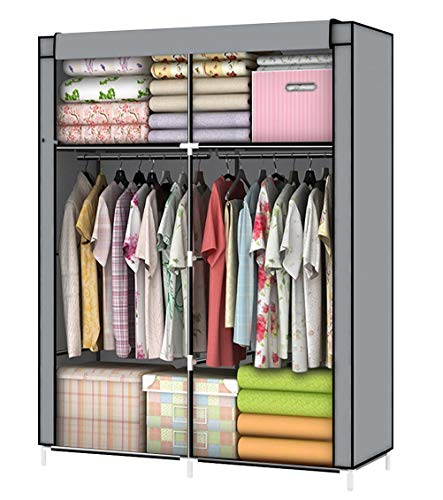 YOUUD Closet Portable Closet Organizer Portable Wardrobe for sale  Delivered anywhere in USA