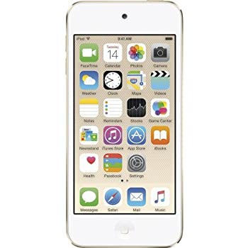 Apple iPod Touch 6th Generation 16GB Gold MKH02LL/A (Certified Refurbished)