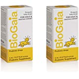 [2 Pack] BioGaia Protectis Baby Digestive Health Probiotic Supplement Drops - 5ml [Packaging may vary]