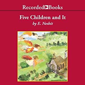 Five Children and It Audiobook