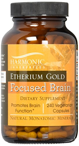 Harmonic Innerprizes Etherium Gold 240 (Etherium Gold Powder)