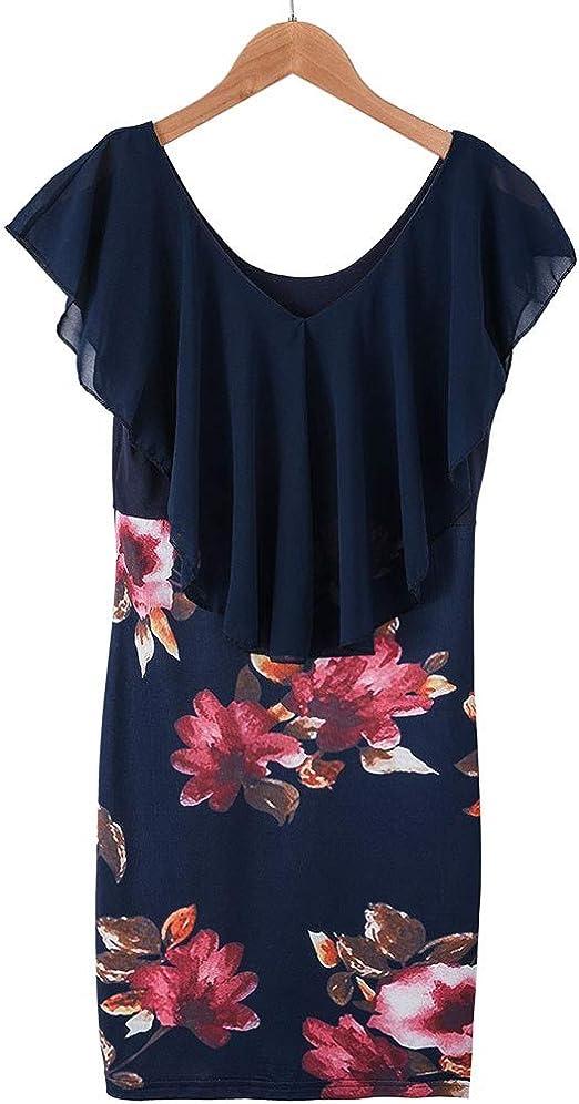 TU898TIE damska sukienka ołÓwkowa, styl vintage, elegancka sukienka ołÓwkowa, w kwiaty, biznesowa, sukienka biznesowa, sukienka koktajlowa, do kolan, sukienka w kwiaty: Odzież