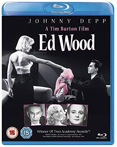 2016 Wood - Ed Wood [Blu-ray] [2016]