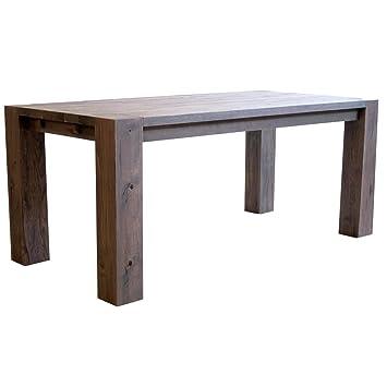 Esstisch Esszimmertisch Küchentisch Braxton, 200x100 cm, Massivholz ...