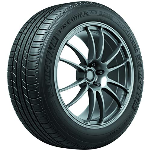 Michelin Premier A/S Touring Radial Tire - 205/65R16 95H (Best Rated Luxury Sedans 2019)