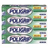 Super Poli-grip Denture Adhesive Cream Free