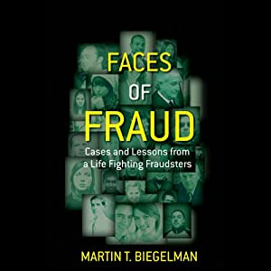 Faces of Fraud Audiobook