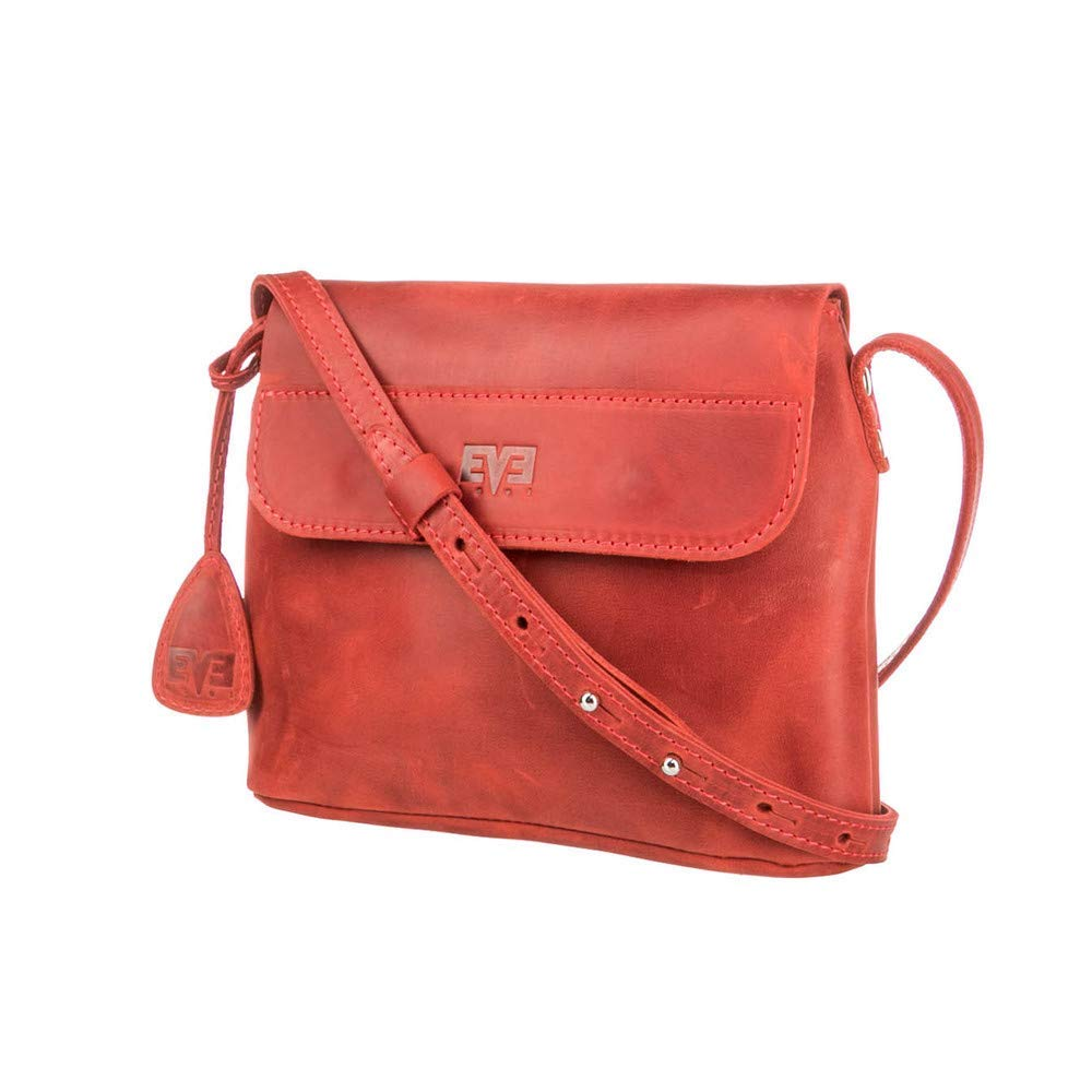 5c04135053ed Amazon.com: Handmade Leather Crossbody Bag Leather Purse Shoulder Bags  Leather Satchel Small Cosmetic Bag Gift for Women: Handmade