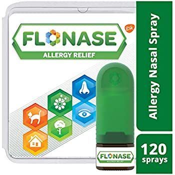 Amazon Com Flonase Allergy Relief Nasal Spray Allergy