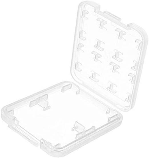 Caja de Almacenamiento SD Caja de Tarjeta SD Micro SD Oficina ...