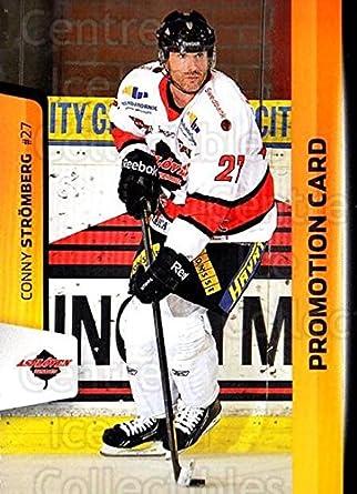 Amazon Com Ci Conny Stromberg Hockey Card 2012 13 Swedish Hockey Allsvenskan Promo 3 Conny Stromberg Collectibles Fine Art