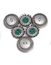 3 st ersättningsrakapparatshuvud för HQ64 HQ54 HQ6070 HQ6073 7310XL PT710 HQ7325 HQ7340 PT715 PT725 PT720