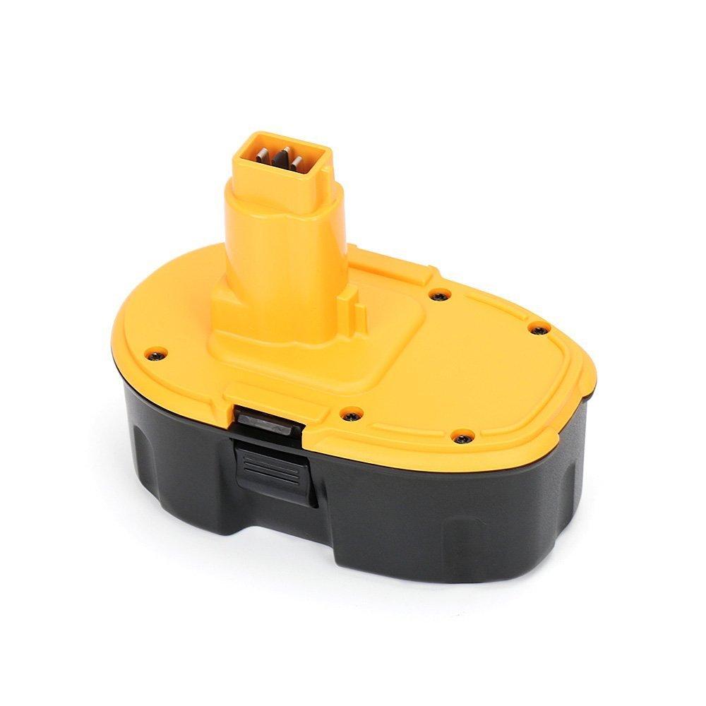 POWERAXIS DC9096 18V 3.0Ah Ni-MH Power Tools Replacement Battery for Dewalt DC9096 DE9095 DE9039 DE9096 DE9098 DE9503 DW9095 DW9096 DW9098
