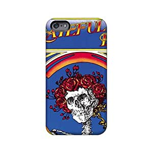 Perfect Hard Cell-phone Case For Iphone 6plus With Customized High-definition Grateful Dead Series MansourMurray