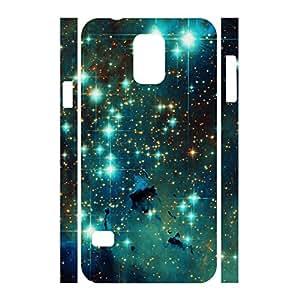 Pretty Nebula Galaxy Pattern Hard Cover Case Shell for Samsung Galaxy S5 mini Trendy Skin