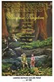 RARE POSTER thick wes anderson MOONRISE KINGDOM bruce willis 2012 movie REPRINT #'d/100!! 12x18