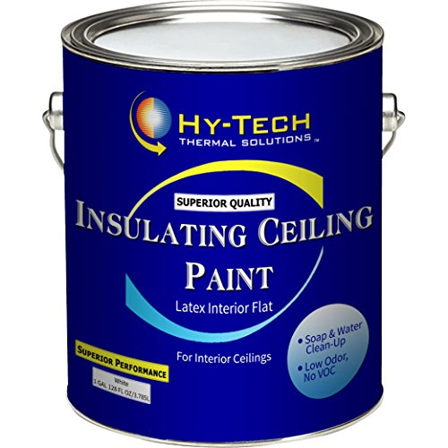 Insulating Ceiling Paint - 1 Gallon