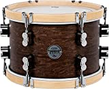 PDP Concept Maple Classic Mounted Tom - Tobacco with Natural Hoops