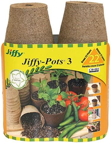 Jiffy Pots 3 Round 22 Bonus Pack