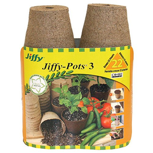 Jiffy Pots 3