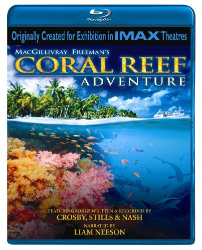 IMAX: Coral Reef Adventure [Blu-ray]