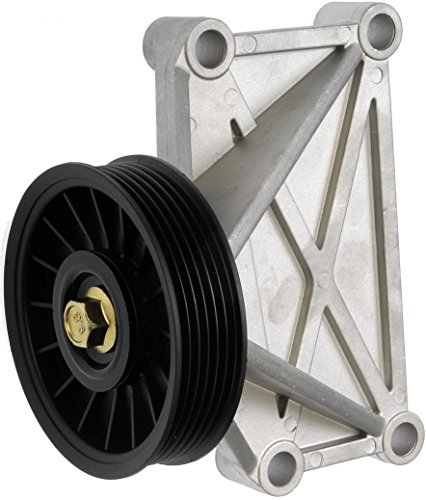 air conditioning bypass pulley - 5
