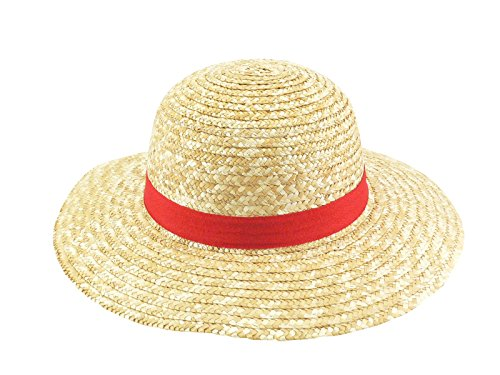 Straw Hat Handmade Cosplay Costume (Straw)