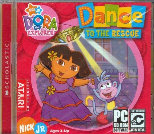 Dora the Explorer Dance to the ()