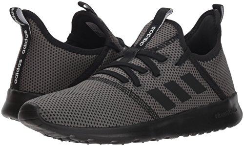 adidas Performance Women's Cloudfoam Pure Running Shoe, Black/Black/Grey, 5 M US by adidas (Image #5)