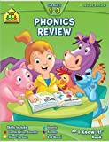 Phonics Review, School Zone Publishing Company Staff and Arlene Henkel, 0887437729