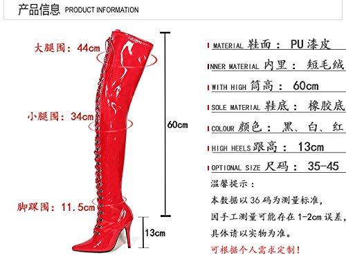High High High Heels 12cm Hohe Schuhe Stiefel Hohe Stiefel Hohe Stiefel. f59354