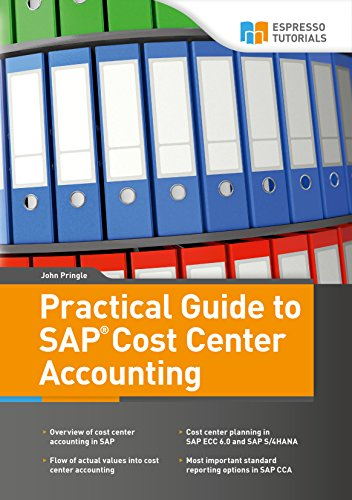 practical guide to sap cost center accounting 1 john pringle ebook rh amazon com