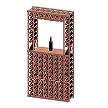 Vinotemp International 8-Column/Decanter Wine Rack Kit