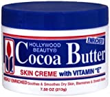 Hollywood Beauty Cocoa Butter Skin Creme, 7.5 Oz (Pack of 3) For Sale